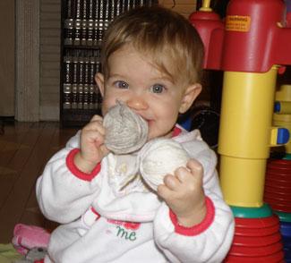 Baby Caroline